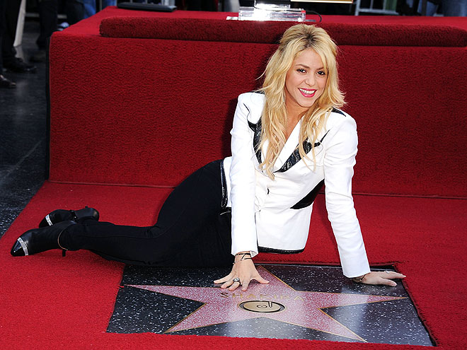 SIDEWALK STAR
