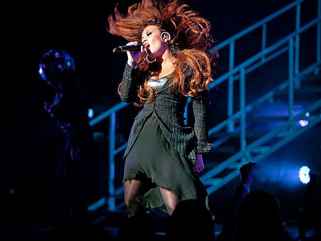 MANE ATTRACTION  photo | Demi Lovato