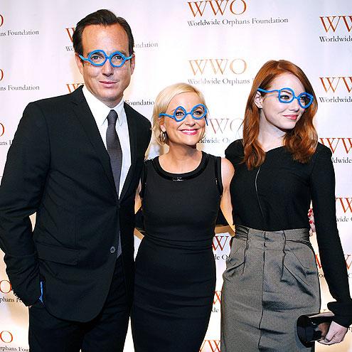 EYE SPY  photo | Amy Poehler, Emma Stone, Will Arnett