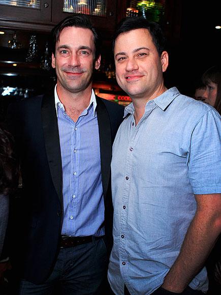 BOOK CLUB  photo | Jimmy Kimmel, Jon Hamm