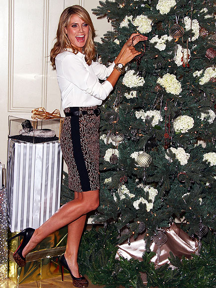JOLLY GOOD TIMES photo | Heidi Klum