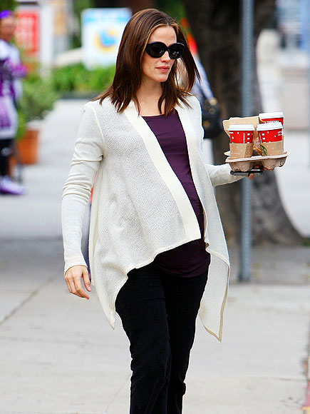 COFFEE TALK photo | Jennifer Garner