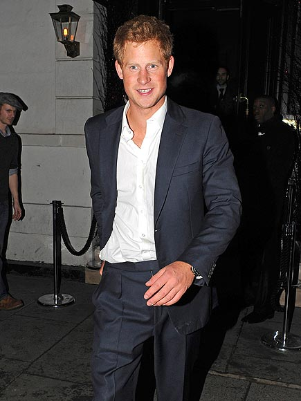 NIGHT OWL photo | Prince Harry