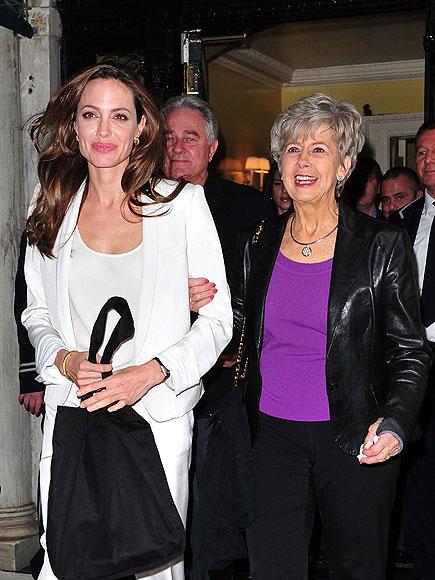 RELATIVELY SPEAKING photo | Angelina Jolie