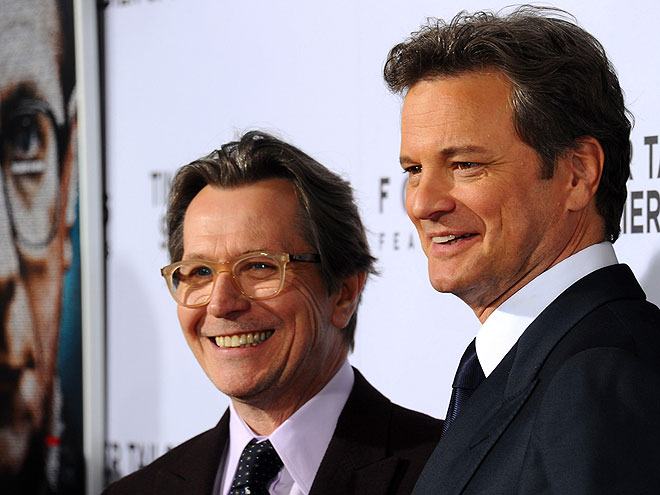 DASHING DUO photo | Colin Firth, Gary Oldman