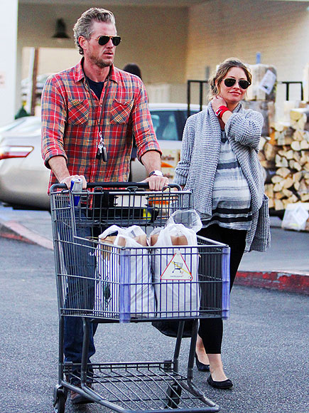 STOCKING UP