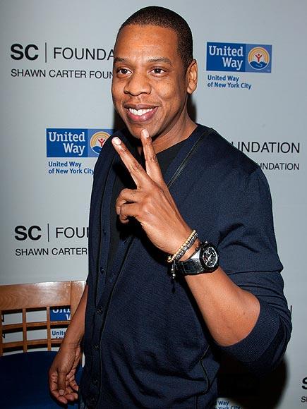 GIVING BACK  photo | Jay-Z