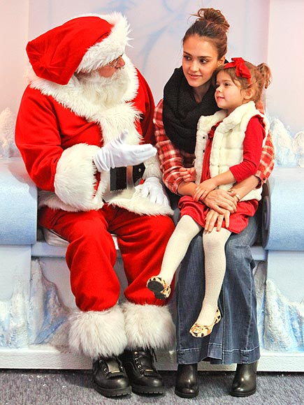 RED-Y FOR SANTA
