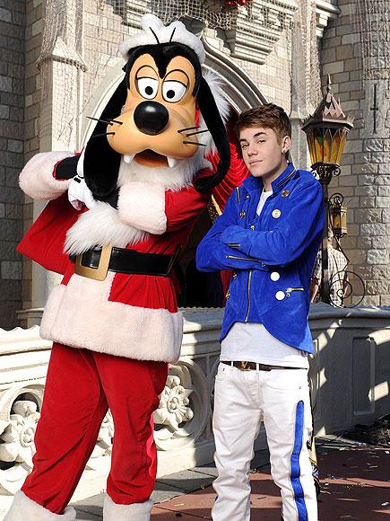 Justin Gets Goofy photo   Justin Bieber