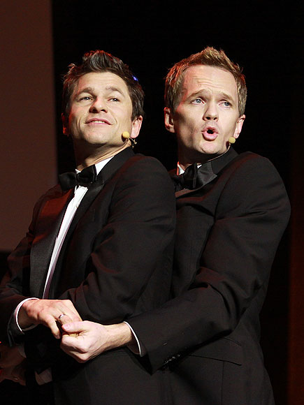 DOUBLE ACT photo | David Burtka, Neil Patrick Harris