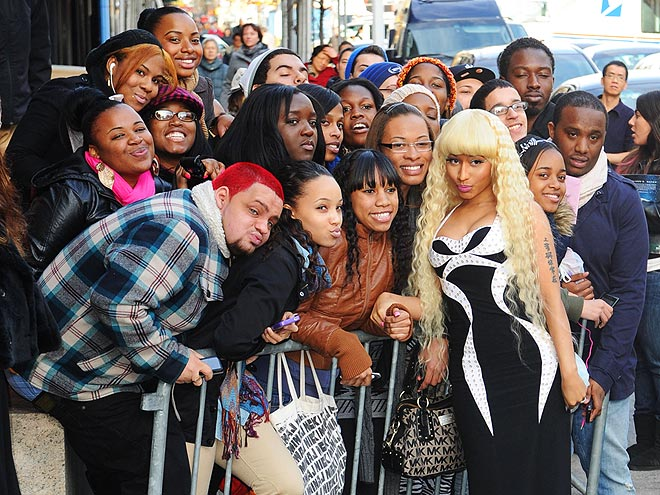 CROWD SOURCING photo | Nicki Minaj