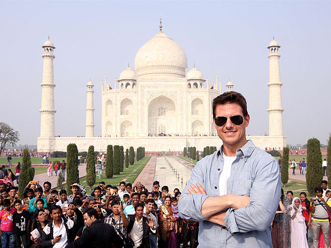MAN ON A &#39;MISSION&#39; photo | Tom Cruise