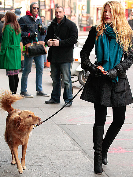 LEASH ON LIFE   photo | Blake Lively