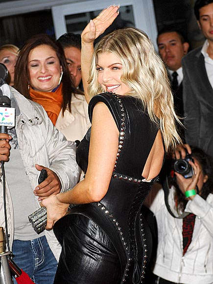 STAR &#39;STUDDED&#39; photo | Fergie