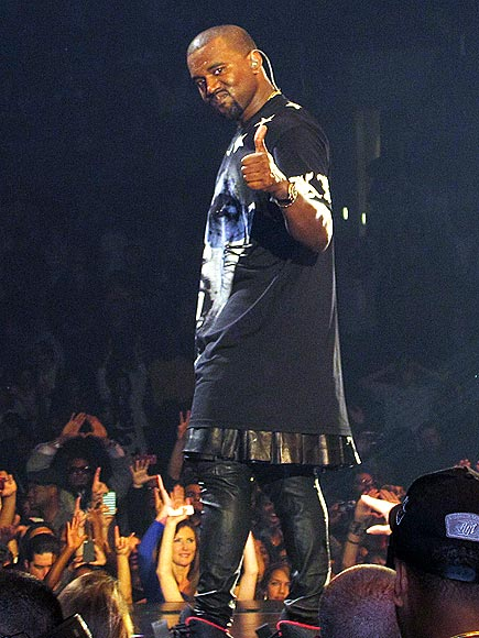 RULE OF THUMB photo | Kanye West