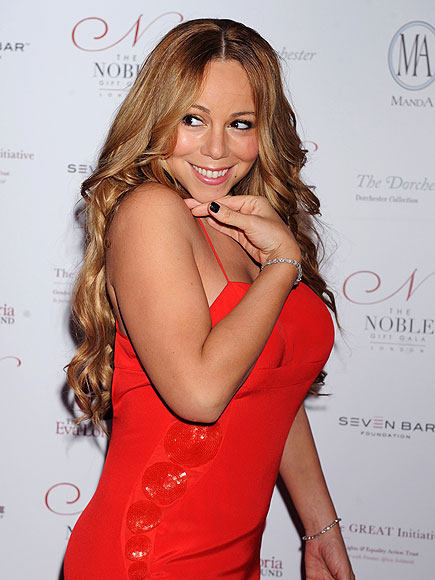 A Noble Cause photo | Mariah Carey