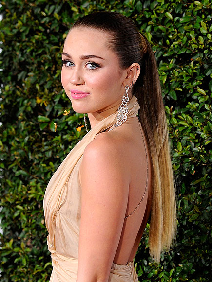 Awards Ready photo | Miley Cyrus
