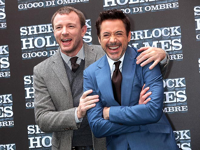 BOYS' CLUB photo | Guy Ritchie, Robert Downey Jr.