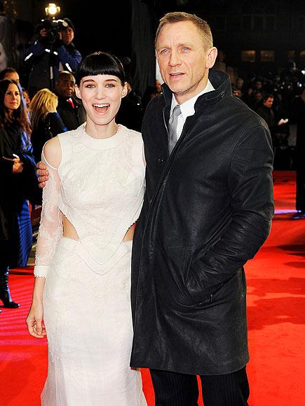 NIGHT TO SHINE  photo | Daniel Craig, Rooney Mara
