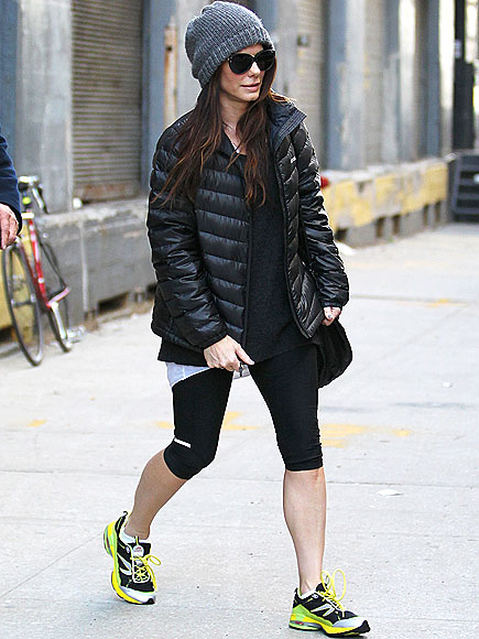 STRIDE RIGHT photo | Sandra Bullock