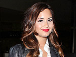 Stars' Airport Style | Demi Lovato