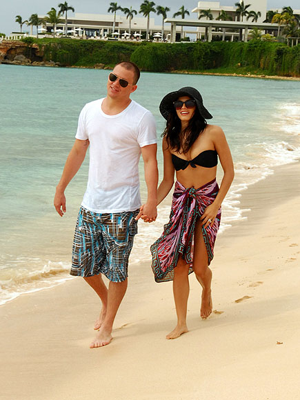 CHANNING TATUM & JENNA DEWAN photo | Channing Tatum, Jenna Dewan