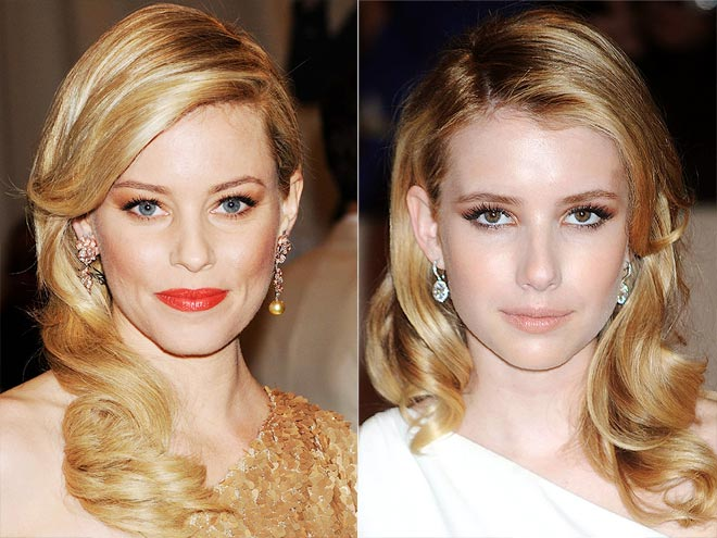 FILM NOIR WAVES photo | Elizabeth Banks, Emma Roberts