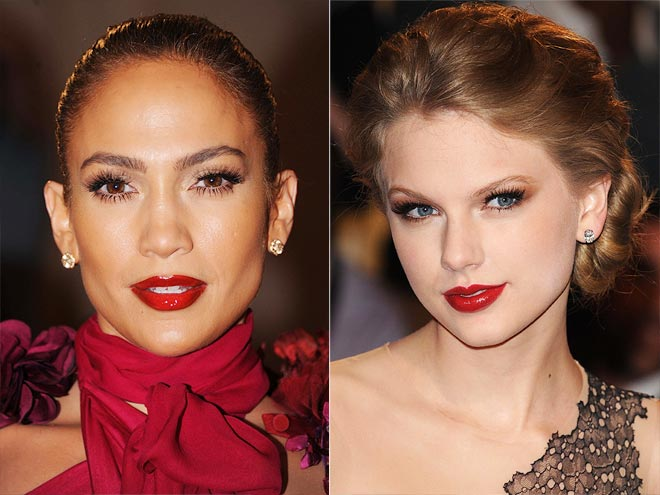 VERMILLION GLAZE photo | Jennifer Lopez, Taylor Swift