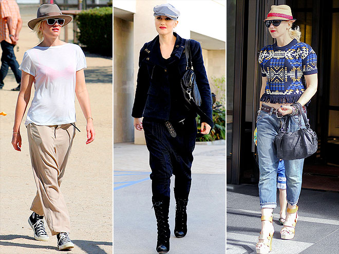 GWEN STEFANI&#39;S HATS photo | Gwen Stefani