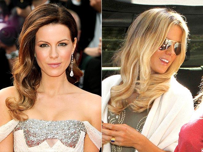 Kate Beckinsale Blonde Hair