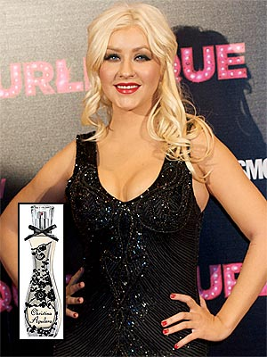 Christina Aguilera Two New Scents