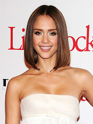 Jessica Alba on Summer Beauty