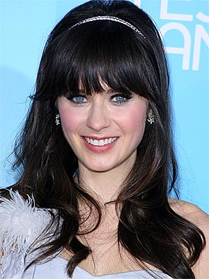 Zooey Deschanel Sues Steve Madden over Shoes