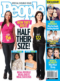 Meet PEOPLE&#39;s &#39;Half Their Size&#39; Cover Girls!