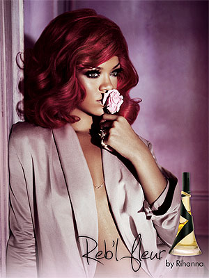 Rihanna Reb'l Fleur Commercial Perfume