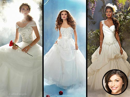 Which Princess-Worthy Wedding Gown is Best for DeAnna Pappas?