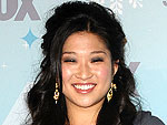 Glee's Jenna Ushkowitz Sweats It Out at the Gym
