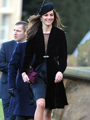 Kate Middleton Recycles From Her Own Chic Closet 
