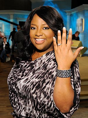 Sherri Shepherd Shows Off Her Engagement Ring on The View