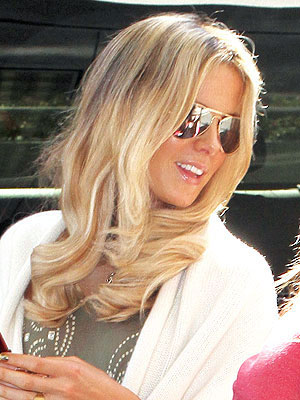 Kate Beckinsale Dyes Her Hair Blonde