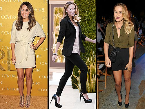 Lauren Conrad Red Carpet Style