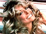 Photog Recalls Shooting Farrah's Iconic Poster | Farrah Fawcett