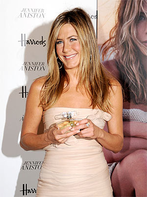 Jennifer Aniston perfume