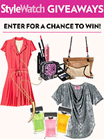 March StyleWatch Giveaways