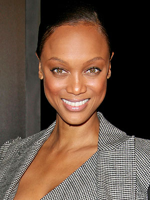 Tyra Banks Launches New Website typeF.com