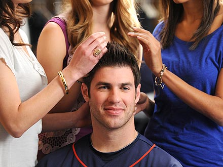 Joe Mauer Head and Shoulders spokesman