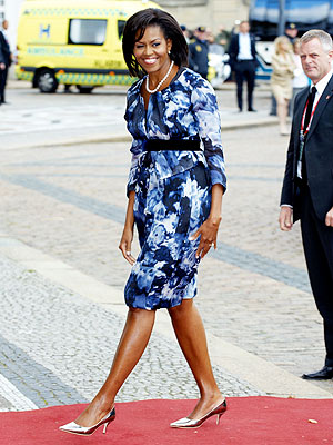 Michelle Obama's Stylist Revealed