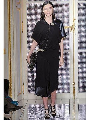 Miranda Kerr Balenciaga Fashion Show