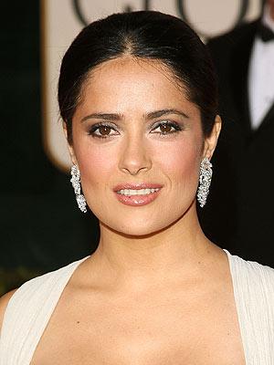 Salma Hayek's Nuance Makeup