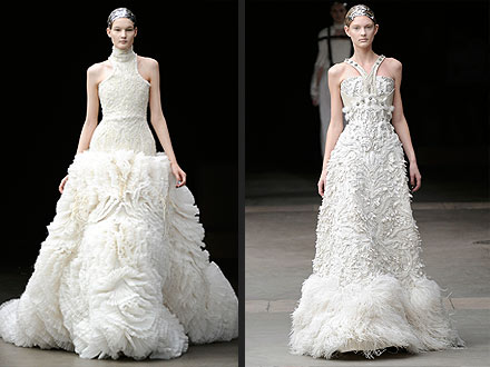 Kate Middleton Alexander McQueen Wedding Dress Rumors